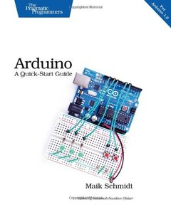 Arduino: A Quick Start Guide (Paperback)-cover