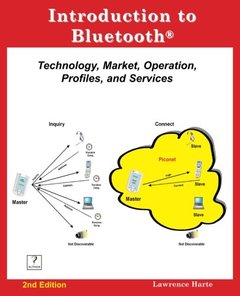 Introduction to Bluetooth, 2/e (Paperback)-cover