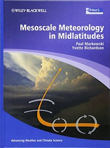 Mesoscale Meteorology in Midlatitudes (Hardcover)-cover
