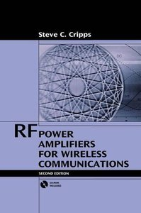 RF Power Amplifiers for Wireless Communications, 2/e (Hardcover)