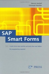 SAP Smart Forms (Hardcover)-cover