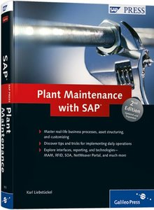 Plant Maintenance with SAP [Hardcover]-cover