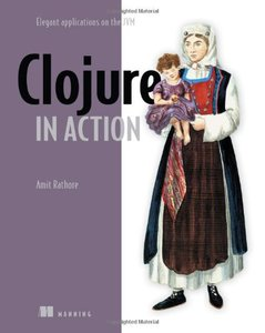Clojure in Action (Paperback)-cover