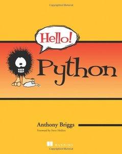 Hello! Python (Paperback)-cover