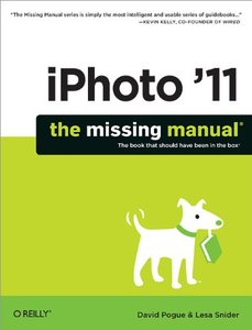 iPhoto'11: The Missing Manual (Paperback)-cover