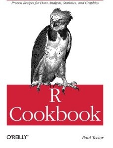 R Cookbook (Paperback)-cover