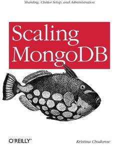 Scaling MongoDB (Paperback)-cover
