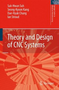 Theory and Design of CNC Systems (Hardcover)-cover