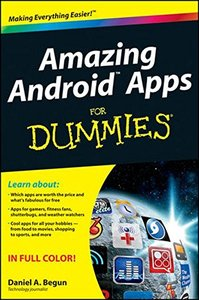 Amazing Android Apps For Dummies (Paperback)-cover