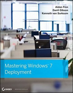 Mastering Windows 7 Deployment (Paperback)-cover