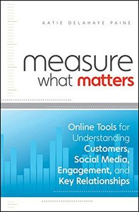 Measure What Matters: Online Tools For Understanding Customers, Social Media, Engagement, and Key Relationships (Hardcover)-cover