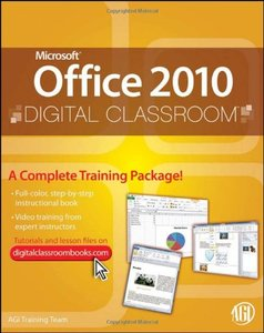 Microsoft Office 2010 Digital Classroom (Paperback)