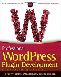 Professional WordPress Plugin Development (Paperback)-cover