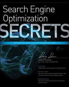 Search Engine Optimization (SEO) Secrets (Paperback)-cover