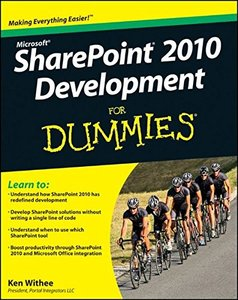 SharePoint 2010 Development For Dummies (Paperback)-cover
