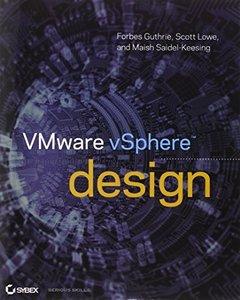 VMware vSphere Design (Paperback)-cover