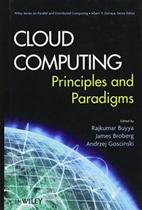 Cloud Computing: Principles and Paradigms (Hardcover)-cover