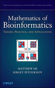 Mathematics of Bioinformatics: Theory , Methods and Applications (Hardcover)-cover