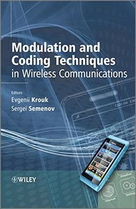 Modulation and Coding Techniques in Wireless Communications (Hardcover)-cover