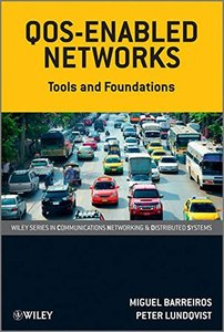 QOS-Enabled Networks: Tools and Foundations (Hardcover)-cover