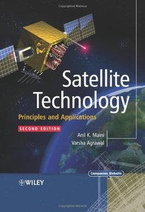 Satellite Technology: Principles and Applications, 2/e (Hardcover)-cover