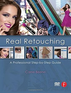 Real Retouching: A Professional Step-by-Step Guide (Paperback)-cover