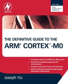 The Definitive Guide to the ARM Cortex-M0 (Paperback)-cover
