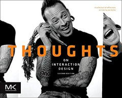 Thoughts on Interaction Design, 2/e (Paperback)-cover