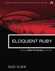 Eloquent Ruby (Paperback)-cover