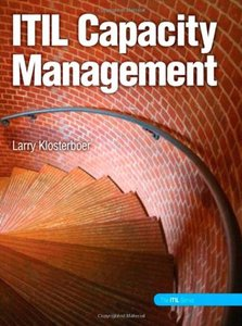 ITIL Capacity Management (Hardcover)-cover