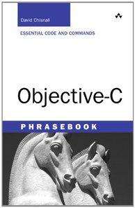 Objective-C Phrasebook (Paperback)-cover