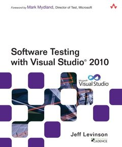 Software Testing with Visual Studio 2010 (Paperback)-cover
