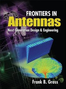Frontiers in Antennas: Next Generation Design & Engineering (Hardcover)-cover