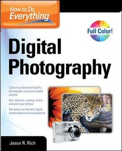 How to Do Everything Digital Photography (Paperback)-cover