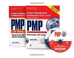 PMP Project Management Professional Bundle (Paperback)-cover