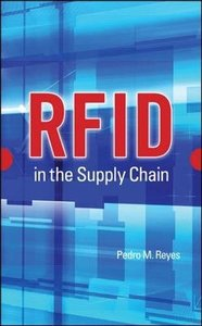 RFID in the Supply Chain (Hardcover)-cover