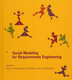 Social Modeling for Requirements Engineering (Hardcover)-cover