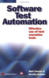 Software Test Automation (Paperback)-cover