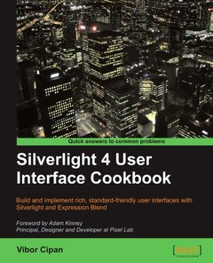 Silverlight 4 User Interface Cookbook (Paperback)-cover