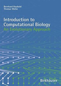Introduction to Computational Biology: An Evolutionary Approach (Hardcover)-cover