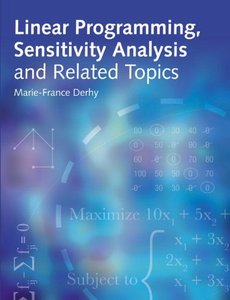 Linear Programming, Sensitivity Analysis and Related Topics (Paperback)-cover