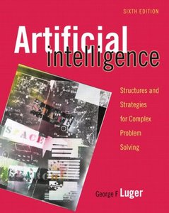 Artificial Intelligence: Structures and Strategies for Complex Problem Solving, 6/e (Hardcover)-cover