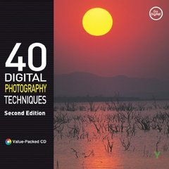 40 Digital Photography Techniques (Paperback)-cover