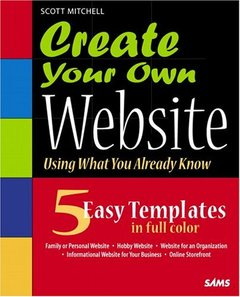 Create Your Own Website (Paperback)