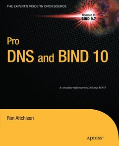 Pro DNS and BIND 10 (Paperback)-cover