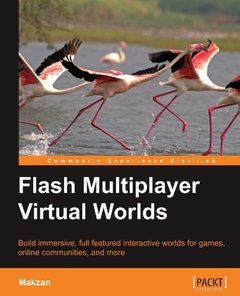 Flash Multiplayer Virtual Worlds (Paperback)-cover