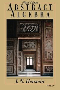 Abstract Algebra, 3/e (Paperback)-cover