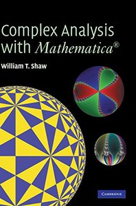 Complex Analysis with MATHEMATICA (Hardcover)-cover