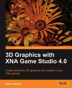 3D Graphics with XNA Game Studio 4.0 (Paperback)-cover