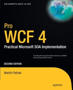 Pro WCF 4: Practical Microsoft SOA Implementation, 2/e (Paperback)-cover